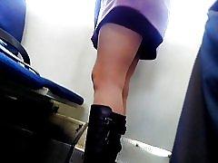 הרגליים הרכבת 3 (רגליים פון fortsetzung הרכבת 2)
